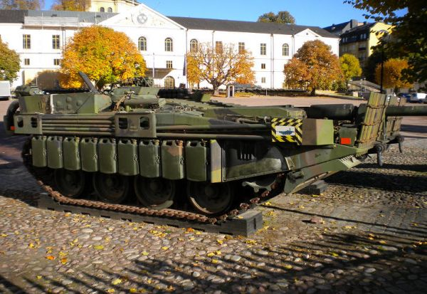 Army museum in Stockholm offers free admission!